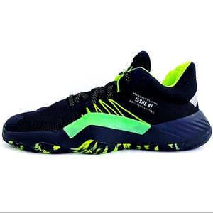 🆕 Adidas Donovan Mitchell Spider-Man Sneakers